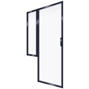 FRAMED SHOWER DOOR PR