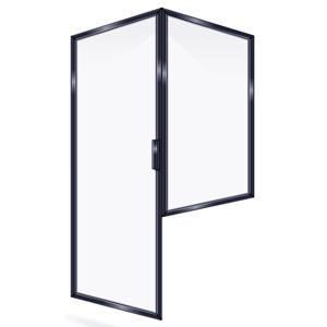 FRAMED SHOWER DOOR RPR
