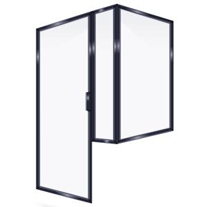 FRAMED SHOWER DOOR 2PRRP