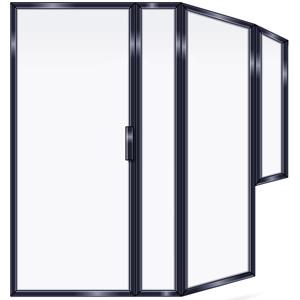FRAMED INLINE DOOR 2RPPR