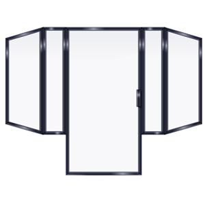 FRAMED SHOWER DOOR 4PRRP
