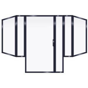 FRAMED INLINE DOOR 4PRRP