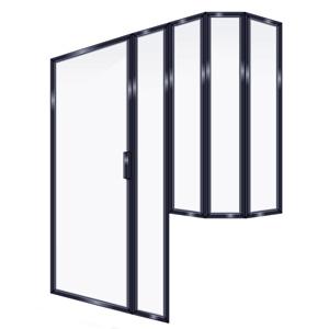 FRAMED INLINE DOOR 3RP