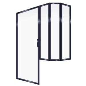 FRAMED SHOWER DOOR 3RP