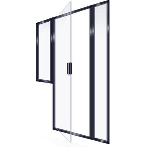 SEMIGRAMELESS INLINE DOOR PR