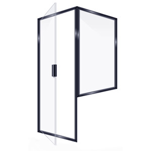 SEMIFRAMELESS DOOR RPR
