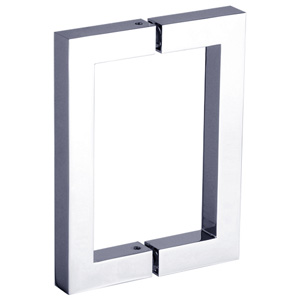 SQUARE BACK TO BACK PULL HANDLE